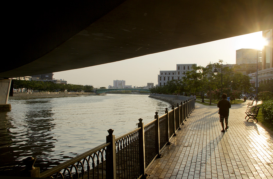 Ho Chi Minh City, District 1, Bến-Nghé-Kanal
