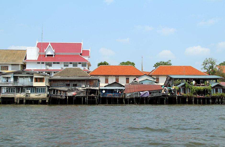 Bangkok, Chinatown, Samphanthawong, Chao Phraya
