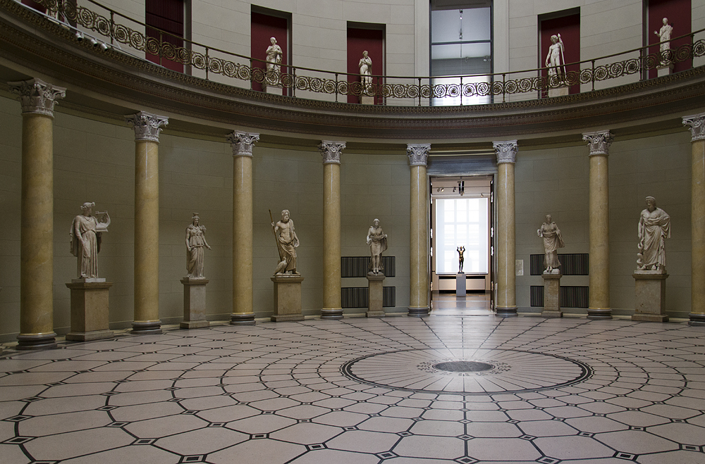 Rotunde im Alten Museum, Betender Knabe