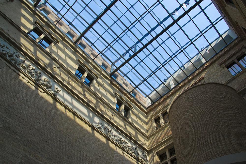 Neues Museum, Griechischer Hof