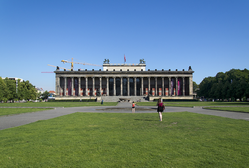 Museumsinsel Berlin, Lustgarten