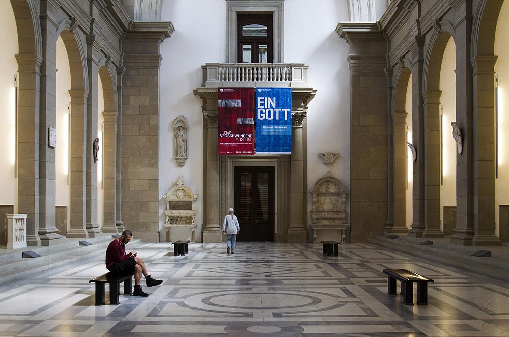 Museumsinsel Berlin,Bode-Museum, Das verschwundene Museum