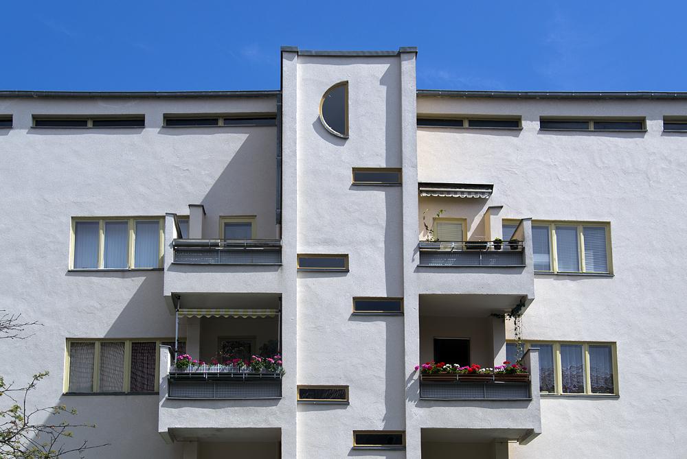 Großssiedling Siemensstadt, Ring-Siedlung, Siedlungsteil Scharoun