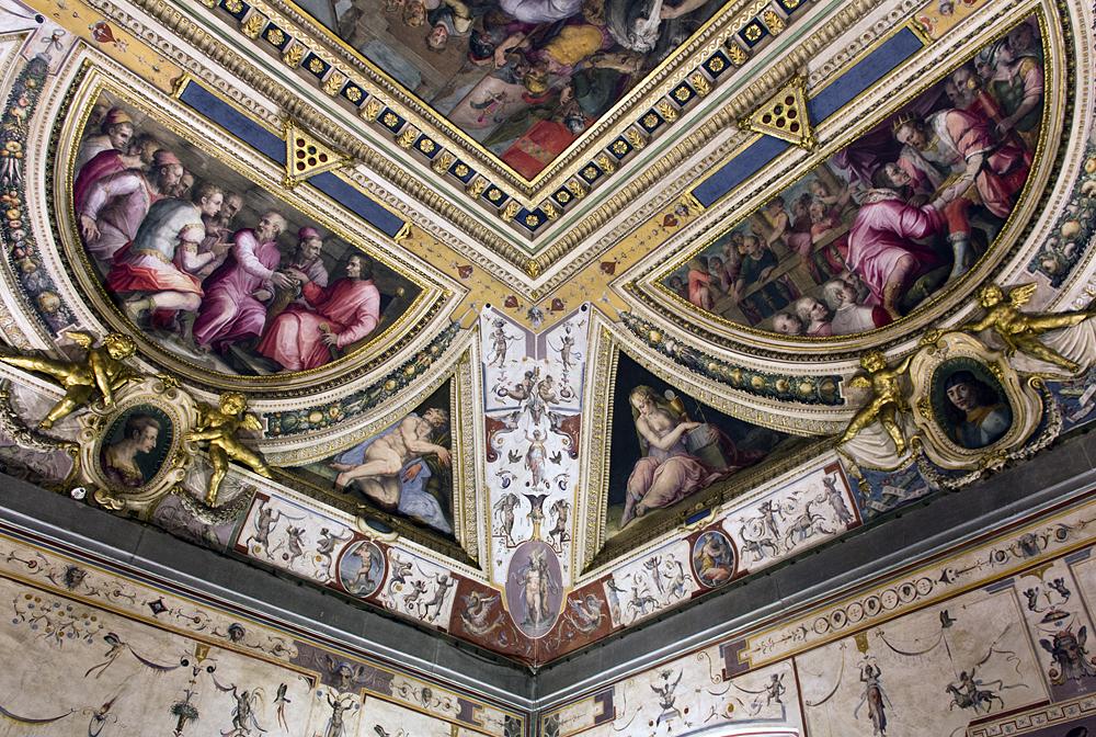 Palazzo Vecchio, Sala di Lorenzo il Magnifico
