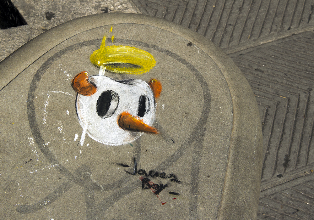 Street Art, Firenze, Via degli Arazzieri