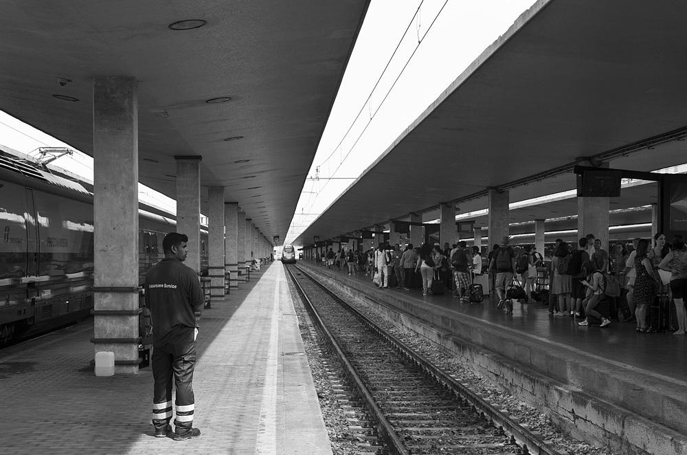 Bahnhof Firenze Santa Maria Novella