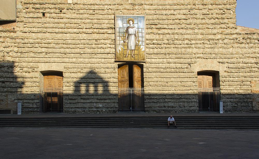Florenz, Ostfassade von San lorenzo