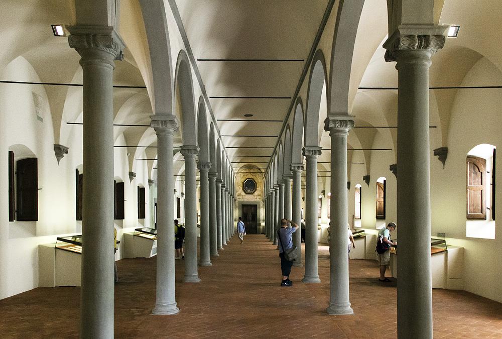 Florenz, San Marco, Bibliothekssaal