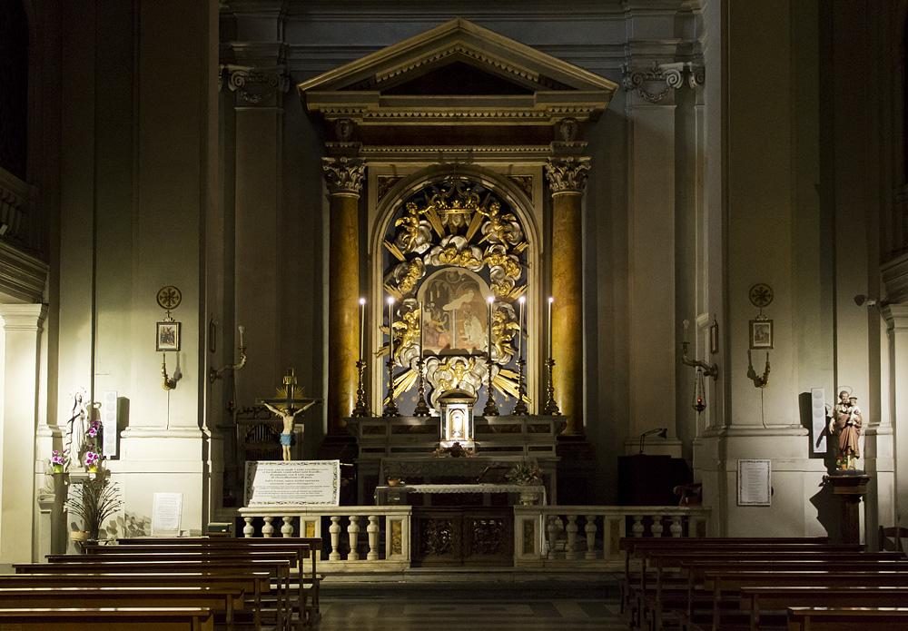 Firenze, Santa Maria de'Ricci