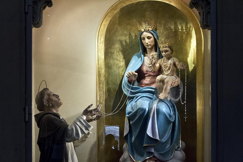 Firenze, Santa Maria Novella, Maria