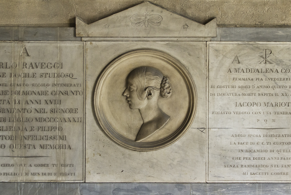 Firenze, Santa Maria NObella, Chiostro Verde
