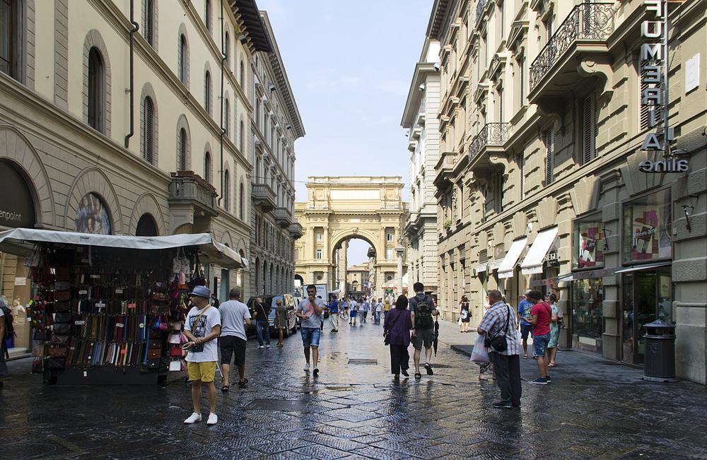 Firenze, Via del Corso