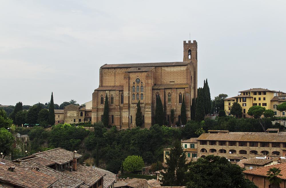 Siena, Basilica di San Domenico