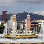 Barcelona, Font Màgica