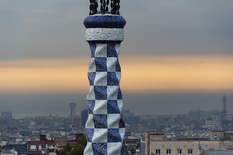 Turm des Pförtnerhauses