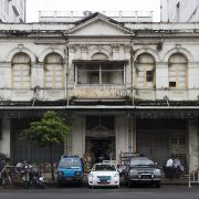 Yangon, Mahabandoola Road