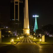 Yangon, Independence Monument