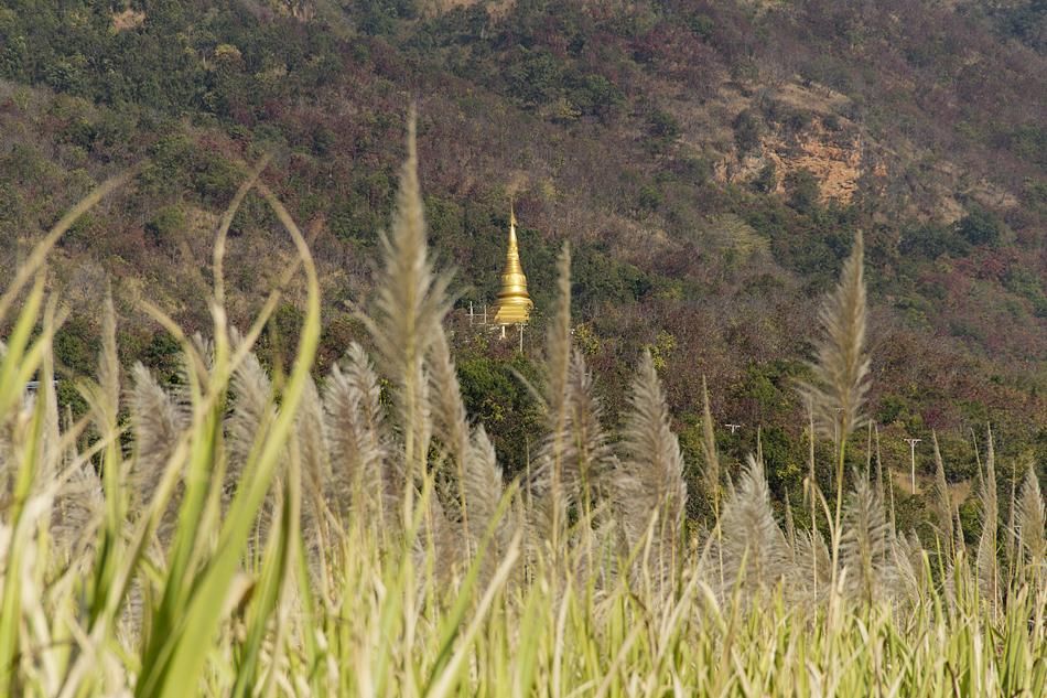 Inle-See, Pagode bei Maing Thauk