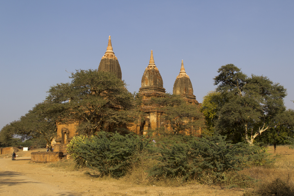 Bagan, Payathonzu Tempel
