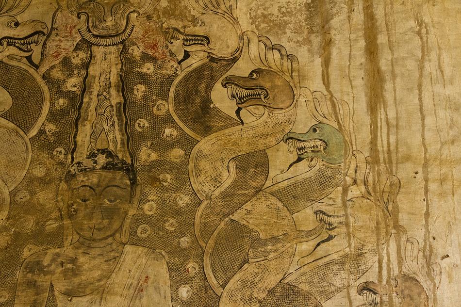 Bagan, Sulamani, Buddha