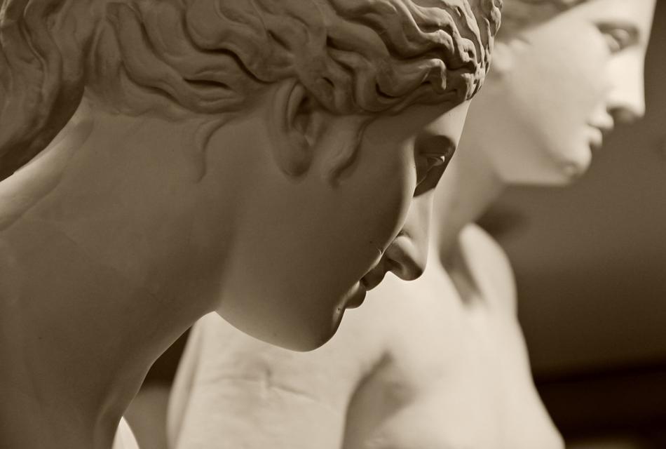 Abguss-Sammlung Antiker Plastik der Freien Universität Berlin, Gips, Venus Capitolina