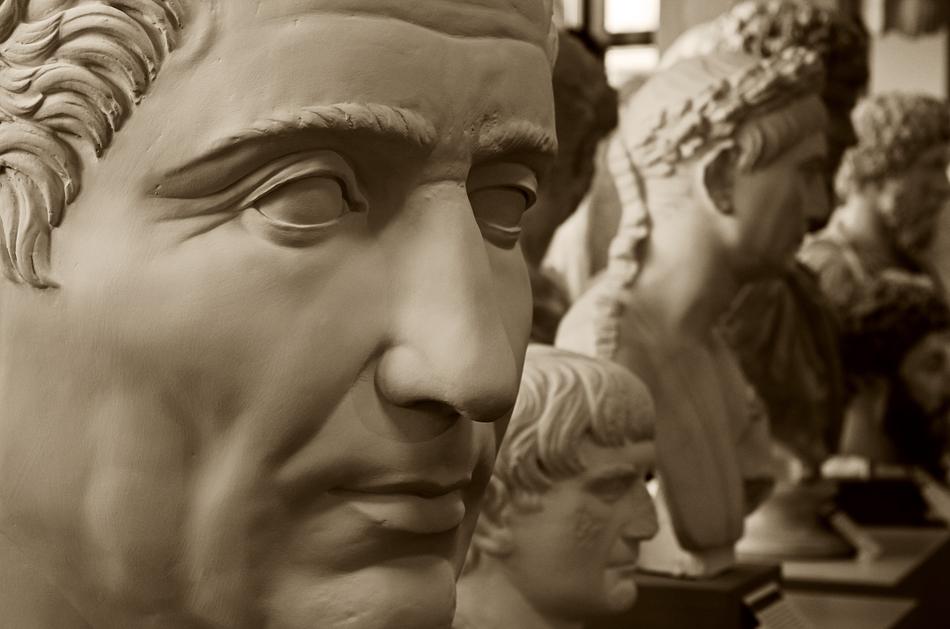 Abguss-Sammlung Antiker Plastik der Freien Universität Berlin, Gips, Caesar Farnese