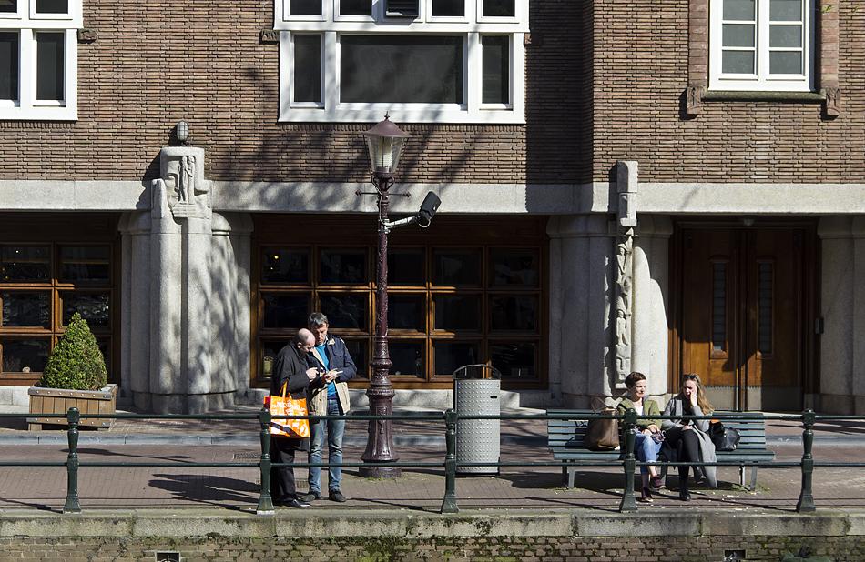 Amsterdam, Uitbreiding Stadhuis