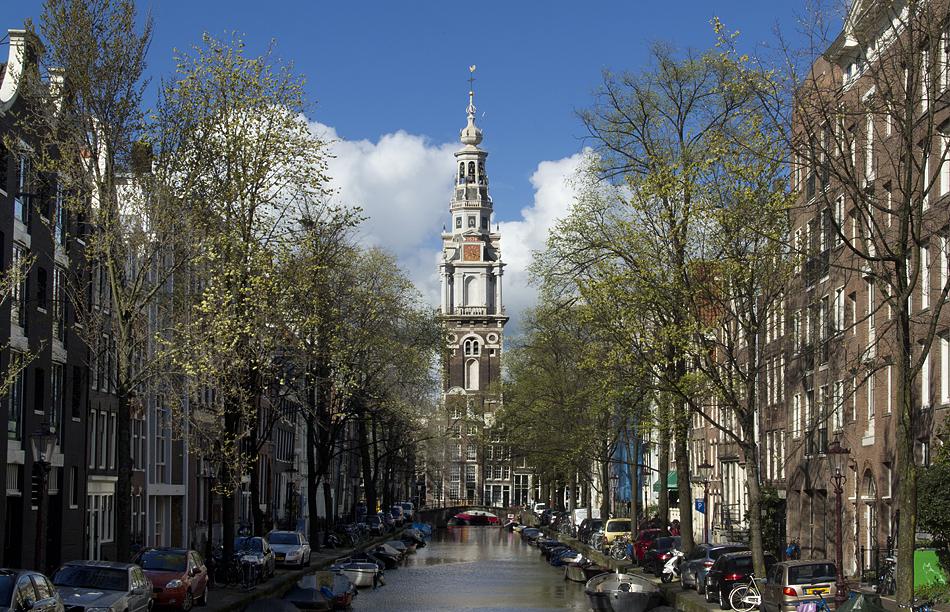 Amsterdam, Zuiderkerk, Groenburgwal