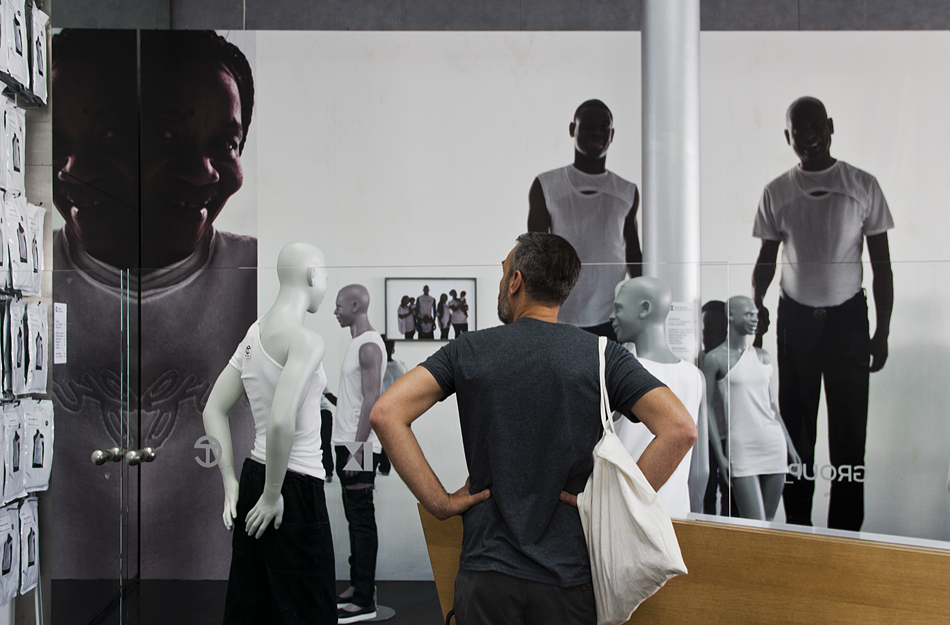 9. Berlin Biennale 2016, Akademie der Künste, TELFAR: RETROSPECTIVE