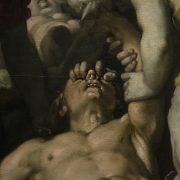 Amsterdam, Rijksmuseum, Cornelis Cornelisz. van Haarlem, Der Kindermord von Bethlehem