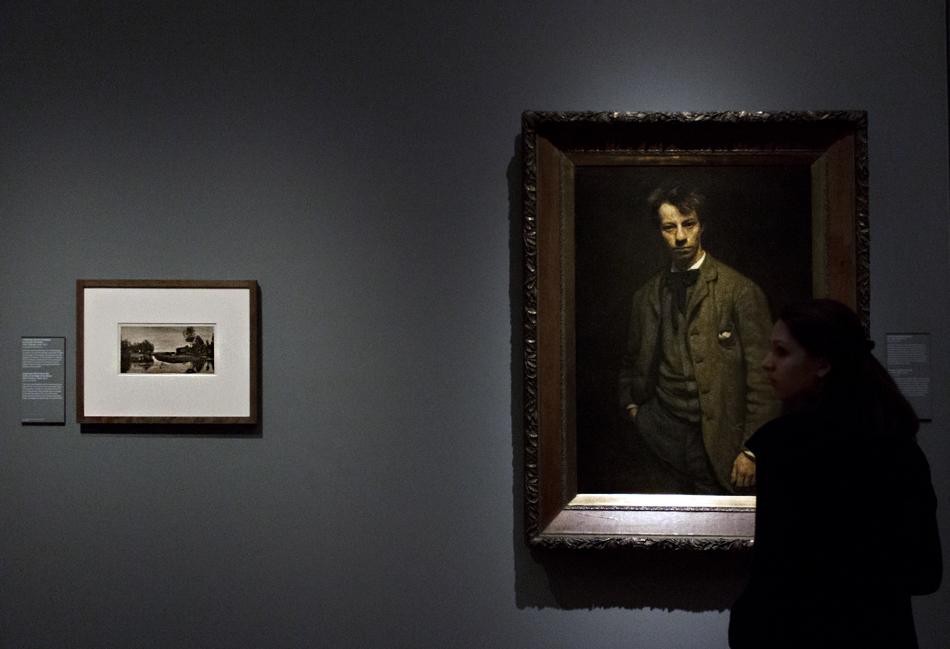 Amsterdam, Rijksmuseum, Jan Weth Self Portrait