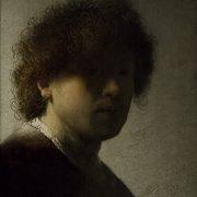 Amsterdam, Rijksmuseum, Rembrandt, Selbstportrait