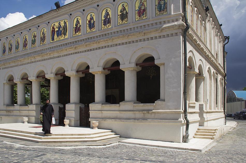 Bukarest, Hügel der Metropolie, Catedrala Patriarhală (Patriarchalkathedrale)