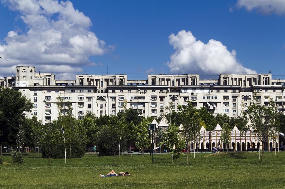 Bukarest, Parcul Izvor