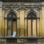 Bukarest, Ruine, Strada Justiţiei