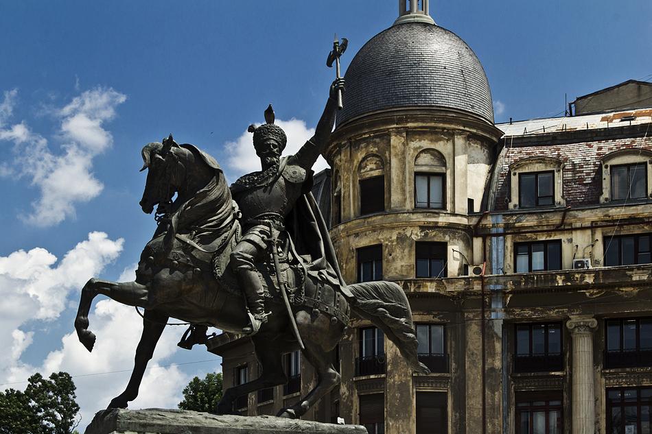 Bukarest, Architektur, Bulevardul Regina Elisabeta