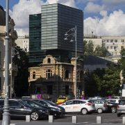 Bukarest, Architektur, Piața Revoluției