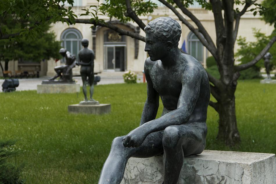 Bukarest, Merkur, Muzeul Naţional de Artă al României