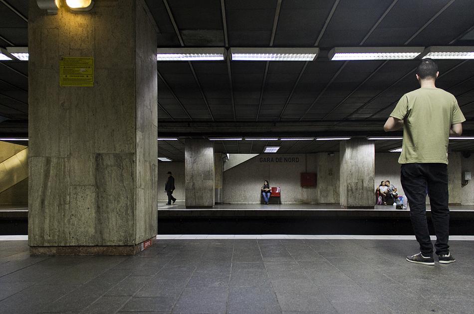 Bukarest, Metro Gara de Nord