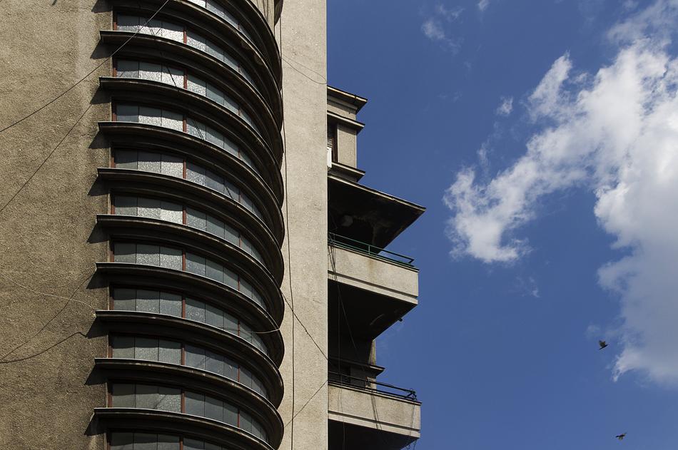 Bukarest, Architektur, Moderne, Strada Jean-Louis Calderon