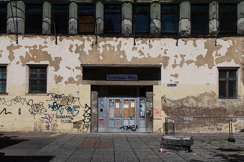 Halle Saale, Arztehaus Mitte