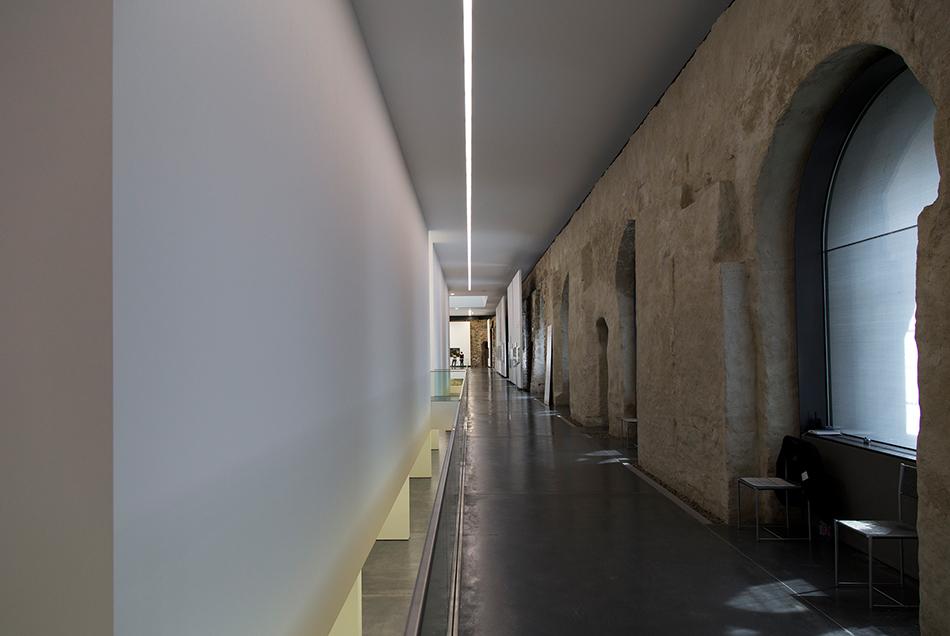 Halle Saale, Kunstmuseum Moritzburg, Architektur, Erweiterungsbau