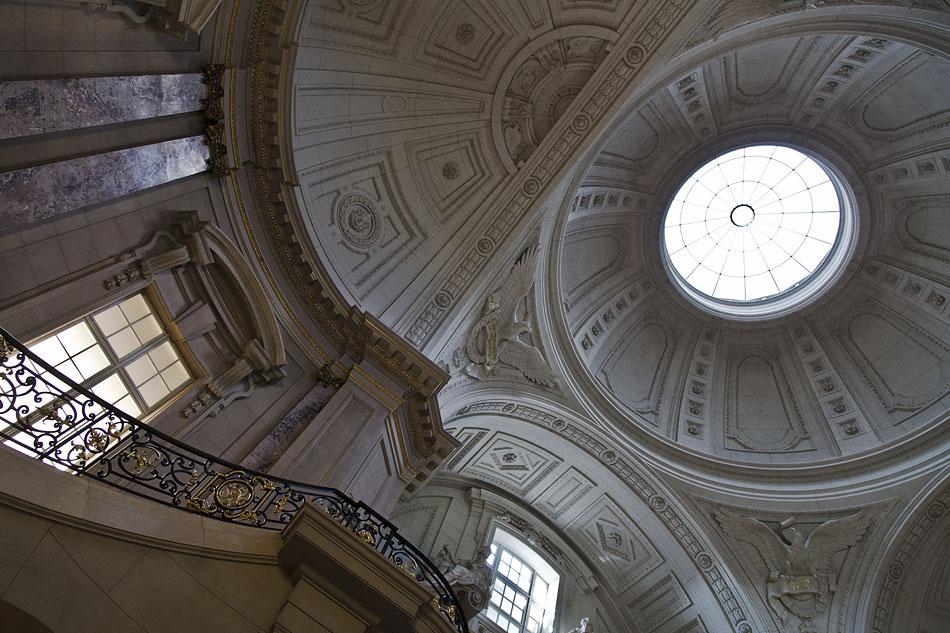 Bode-Museum, Berlin, Museumsinsel, Große Kuppel