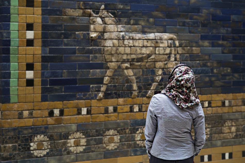 Pergamonmuseum, Ischtartor von Babylon, Stier