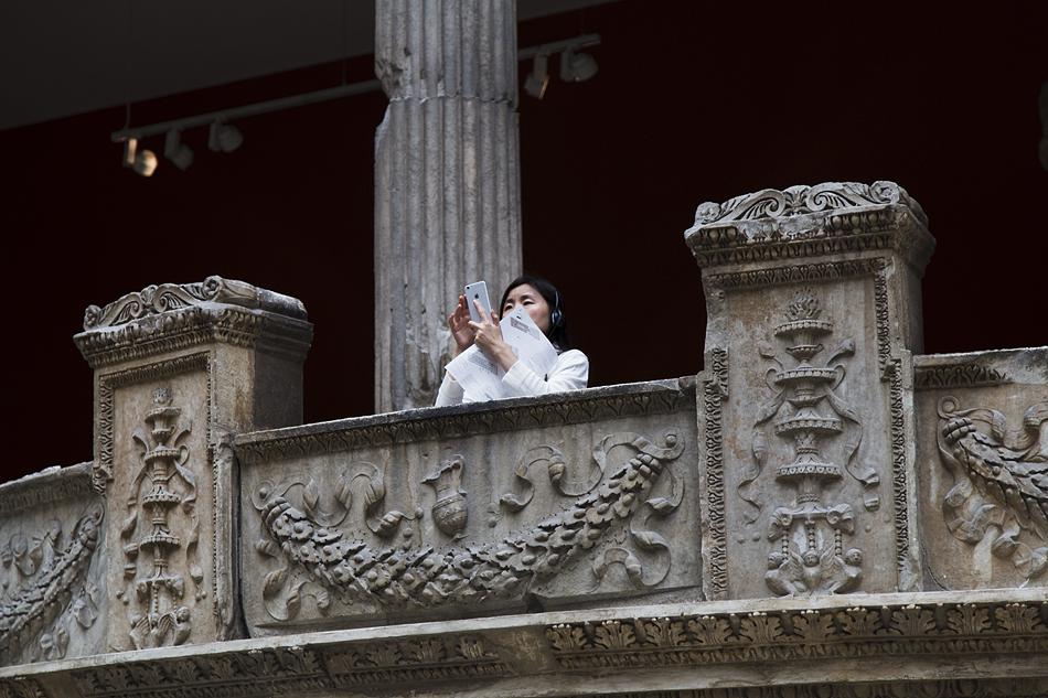 Pergamonmuseum, Grabmal der Cartinia