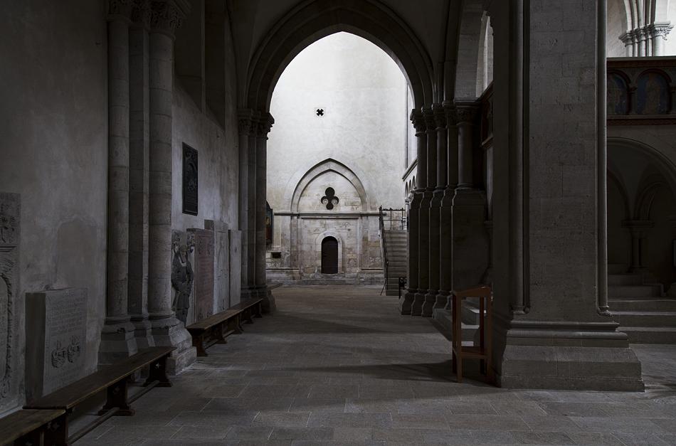 Naumburger Dom, Nördliches Seitenschiff