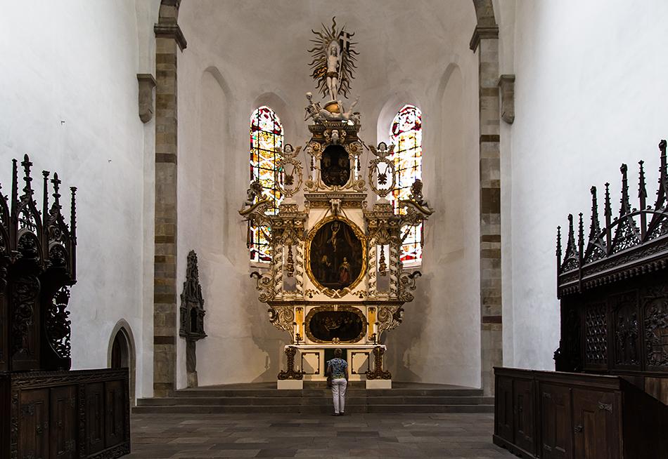 Merseburger Dom, Hochaltar