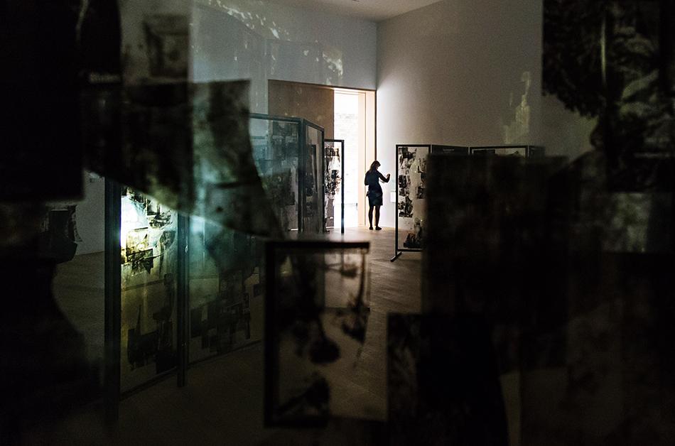 Manchester, Witworth Art Gallery, Nico Vascellari, Bus de la Lum
