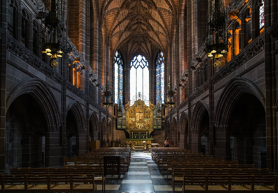 Liverpool Cathedral, Lady Chapel
