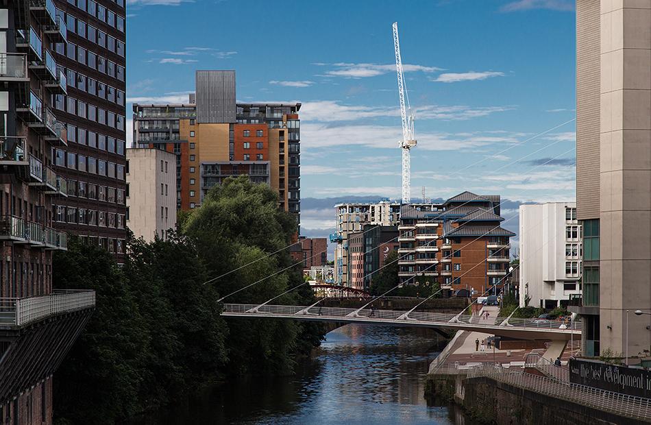 Manchester, River Irwell
